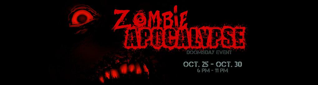 Zombie Apocalypse Doomsday Event