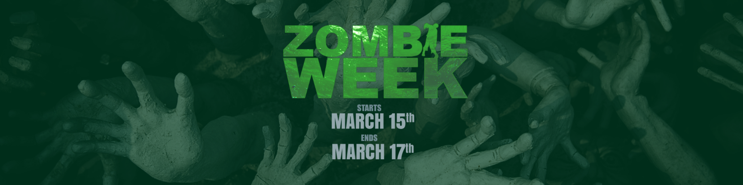 Zombie Week at 18 North Central